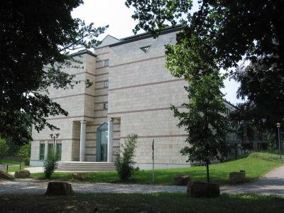Campus Limpertsberg, Bâtiment des Sciences
